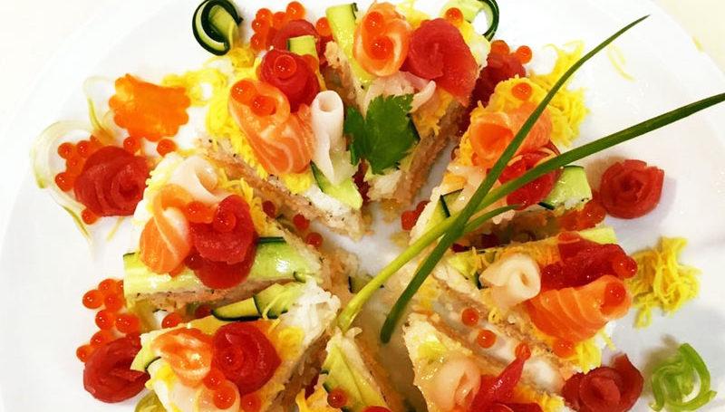 東京目黒の寿司教室&カルチャー体験|英語で寿司や日本文化を学ぼう|Japan Cross Bridge